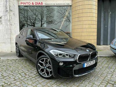 usado BMW X2 16 d sDrive Auto X Pack M