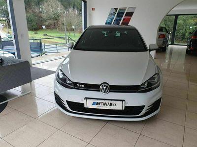 usado VW Golf VII TDI GTD