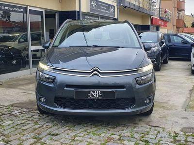 usado Citroën Grand C4 Picasso 1.6 HDi 7L