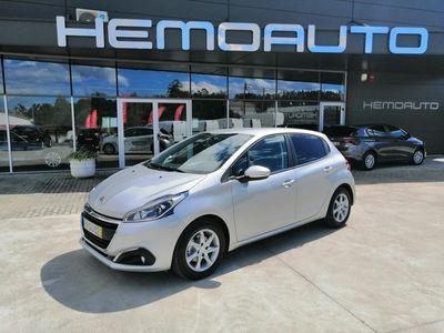 usado Peugeot 208 1.6 BlueHDi Style (75cv) (5p)