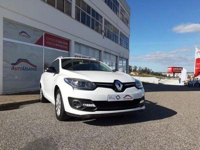 usado Renault Mégane Sport Tourer 1.5 dCi 110 ECO2 Energy Limited S 5p S/S (5 lug)