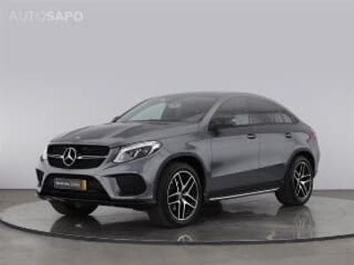 usado Mercedes GLE350 Classed 4-Matic (258cv) (5p)