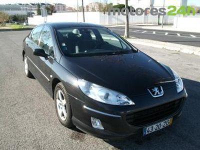 usado Peugeot 407 1.6 HDI 110CV xs premium