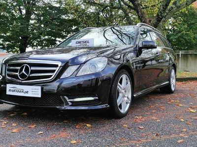 usado Mercedes E250 Avantgarde Pack AMG