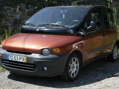 usado Fiat Multipla 105 JTD ELX