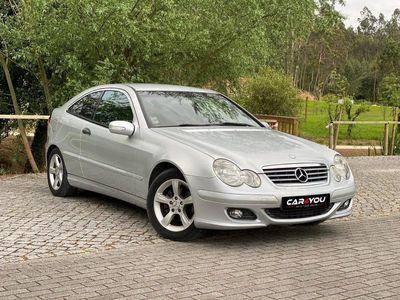 usado Mercedes C200 CDI SportCoupe