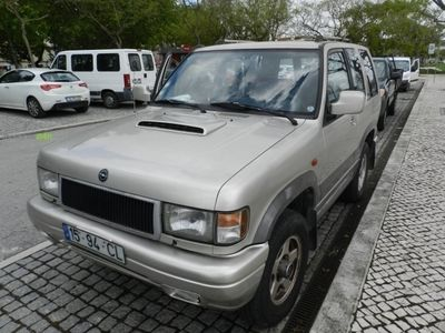 usado Opel Monterey 3.1 TD RS