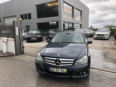 usado Mercedes C180 cdi