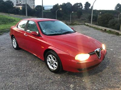 brugt Alfa Romeo 156 1.9 JTD Sport Momo