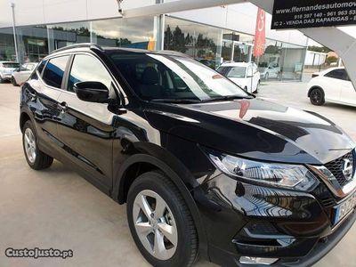 usado Nissan Qashqai Business Edition