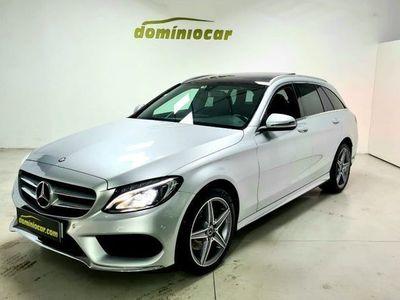 usado Mercedes C200 d AMG Line Aut.
