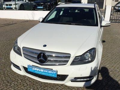 usado Mercedes C220 CDi Avantgarde177Cv