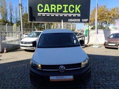 usado VW Caddy 2.0 TDi Extra AC BlueMotion