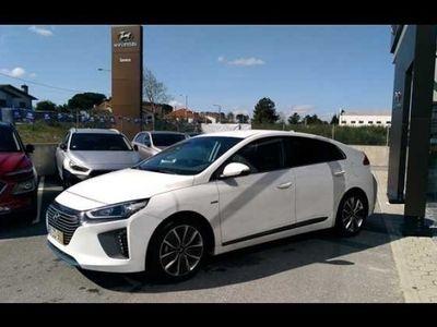 usado Hyundai Ioniq 1.6 GDI Hybrid tech
