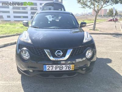 usado Nissan Juke 1.5 dCi N-Tec P.Ext.1 Black T.