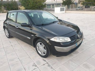 usado Renault Mégane Dci