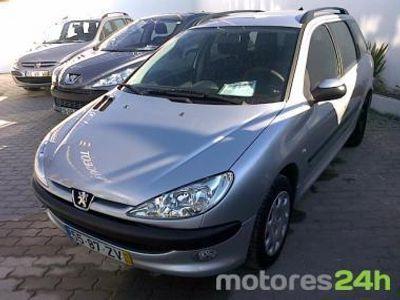 usado Peugeot 206 SW 1.4 HDi Look