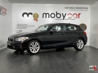 usado BMW 116 Advantage Plus
