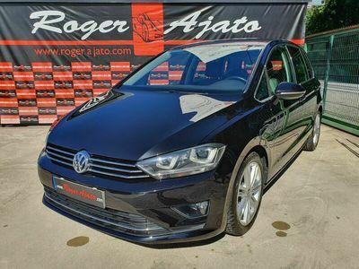 usado VW Golf Sportsvan 2.0 TDI Highline - Nacional