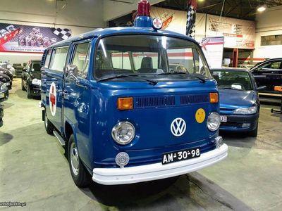 usado VW Transporter T2b Ambulância