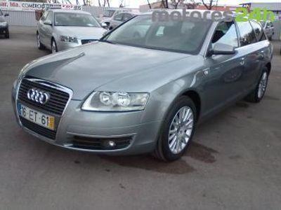 usado Audi A6 Avant 2.0 TDI 140CV - PELE