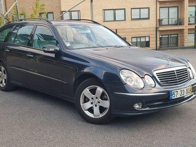 usado Mercedes E270 CDI Avantgarde Nacional