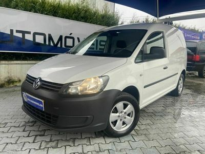 usado VW Caddy 1.6 TDi Extra AC Net