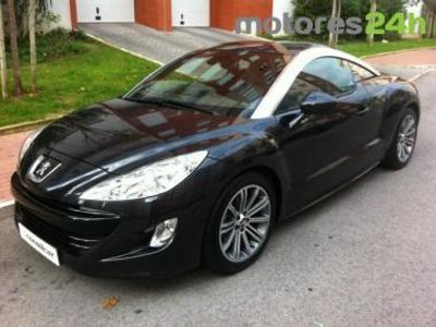 usado Peugeot RCZ 1.6 THP Black Yearling C/NOVO