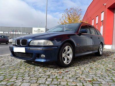 usado BMW 525 TDS TOURING 143Cv PACK M