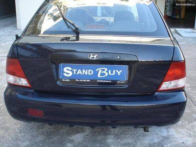 usado Hyundai Accent 1.3 (Mens.47E. -