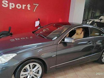 usado Mercedes E250 CDI COUPÉ BlueEFFICIENCY Automático