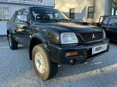 usado Mitsubishi L200 Strakar Sport