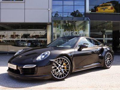 używany Porsche 911 Turbo S 991