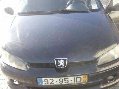 usado Peugeot 106 1.4 xsi -