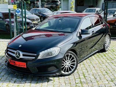 usado Mercedes A180 AMG Full extras