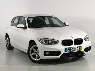 usado BMW 116 - Usado d Line Sport