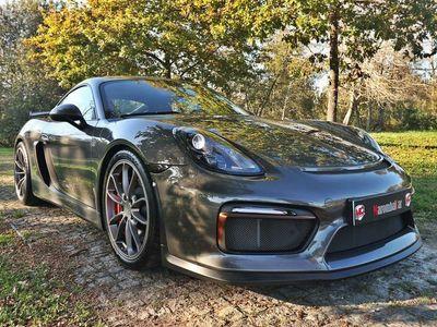 usado Porsche Cayman GT4 NACIONAL APENAS 17 MIL KMS L/REVISÕES