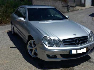 usado Mercedes CLK220 Avantgarde Sport