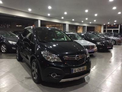 usado Opel Mokka 1.7CDTI COSMOS NAV