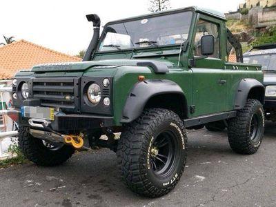 brugt Land Rover Defender td5