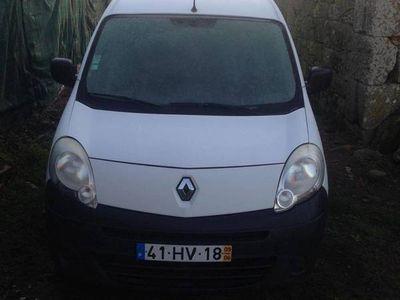 usado Renault Kangoo Comercial