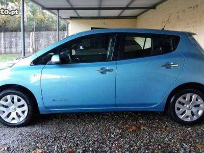 usado Nissan Leaf Eléctrico - 16