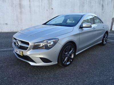 usado Mercedes CLA200 CDi Urban Aut. (136cv)