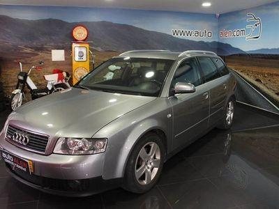 usado Audi A4 Avant 1.9 Tdi Nacional 130 Cv
