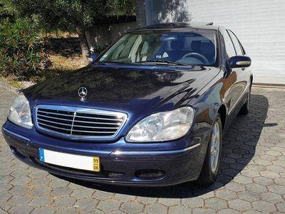 usado Mercedes S320 Nacional Gasolina