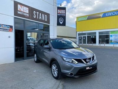 usado Nissan Qashqai Business Edition GPS