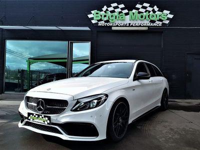 usado Mercedes C180 CDI LOOK C63 AMG