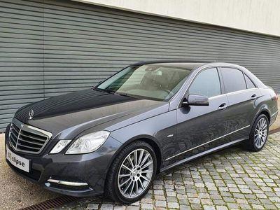 usado Mercedes E250 CDi Avantgarde BE Auto.