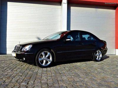 usado Mercedes C270 Cdi 170cv