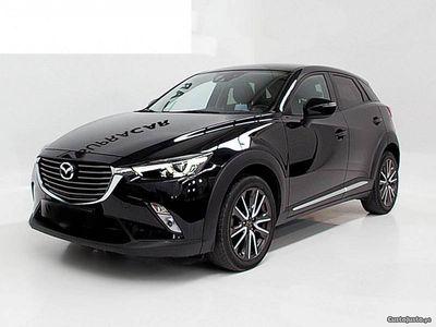 brugt Mazda CX-3 1.5 Skyactive Excenl